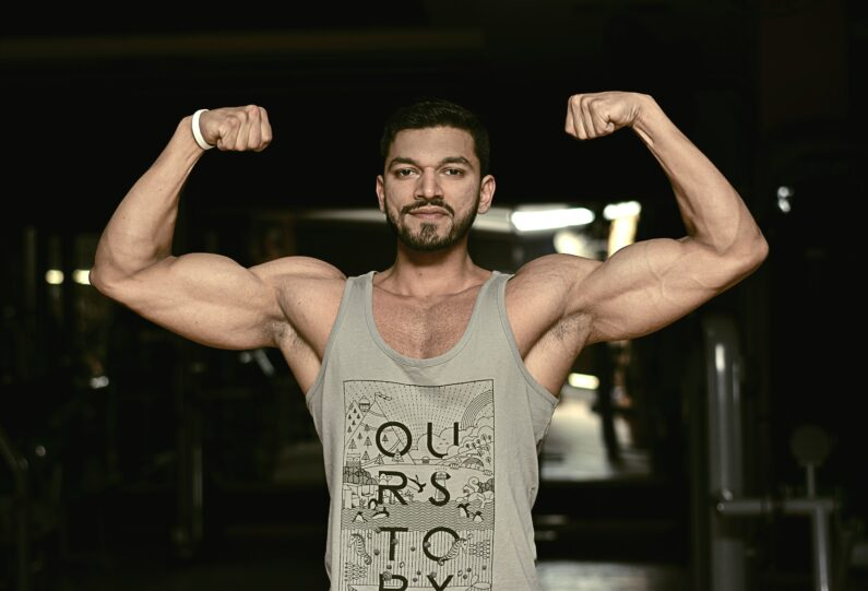 Build Muscle Without Steroids